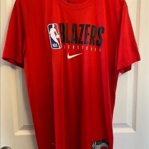 NIKE Portland Trail Blazers Men's Tee Shirt